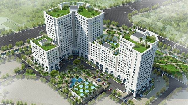 Chung cư Eco City Việt Hưng