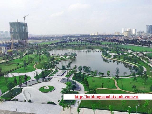 Công viên Ngoại giao đoàn