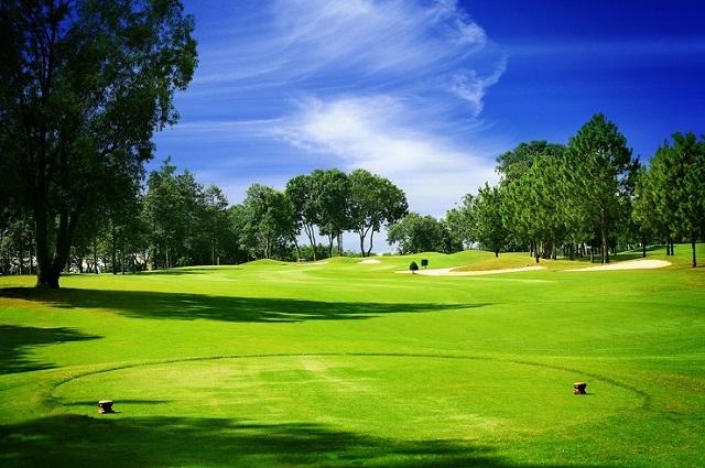 View về sân Golf Ciputra của Vimefulland Tây Hồ