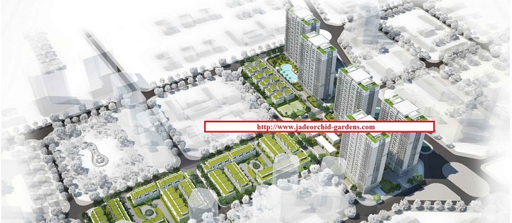 Tổng quan dự án Jade Orchi Garden Cổ Nhuế