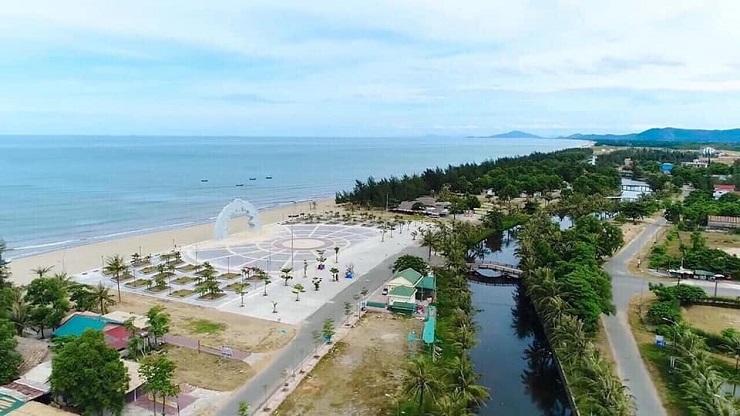 Bãi biển Xuân Thành Hoa Tiên Paradise