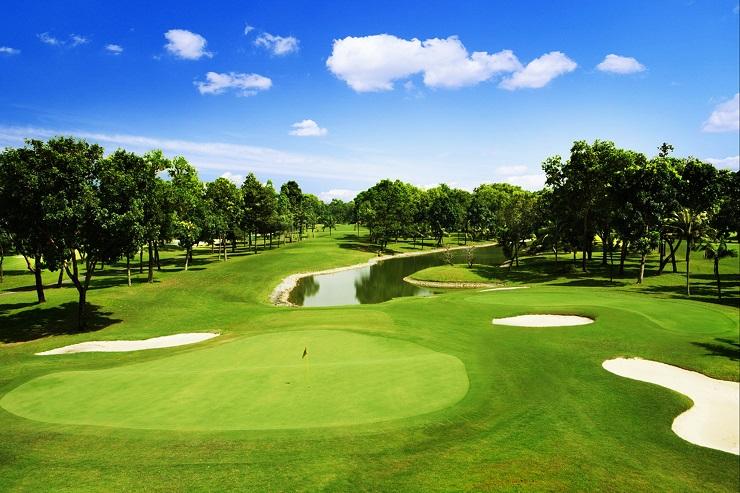Sân Golf mở cửa từ đầu năm 2018