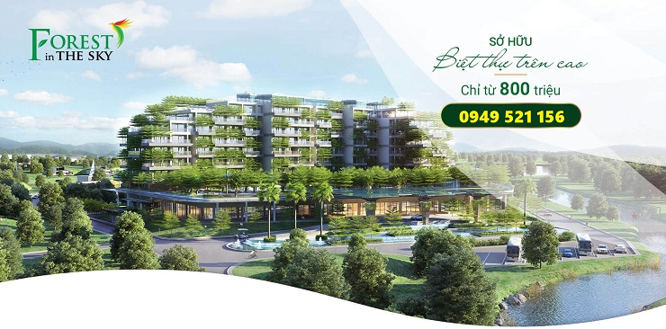 Forest in the Sky FITS56 Flamingo Đại Lải