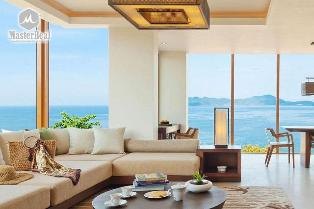 100% các căn hộ tại Apec Mũi Né đều hướng biển