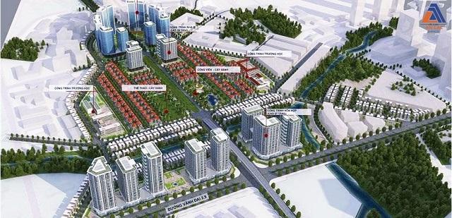 An Lạc Symphony - dự án khu đô thị hiện đại bậc nhất ngoại thành Hà Nội