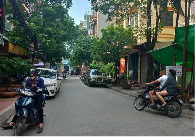 Đất phân lô 20 Nguyễn Công Hoan, Ba Đình, 100m2, đường trước nhà