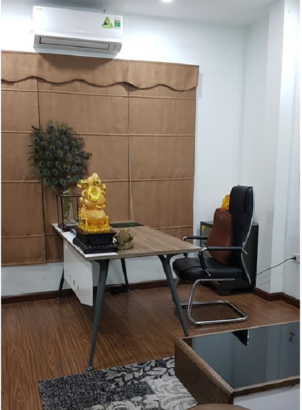 Nhà Phạm Tuấn Tài, CẦu Giấy, Phân lô Ngân hàng, 50m2, phòng làm việc
