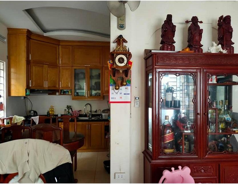 Nhà ngõ 175 Lạc Long Quân, Cầu Giấy, 45m2. Phòng bếp