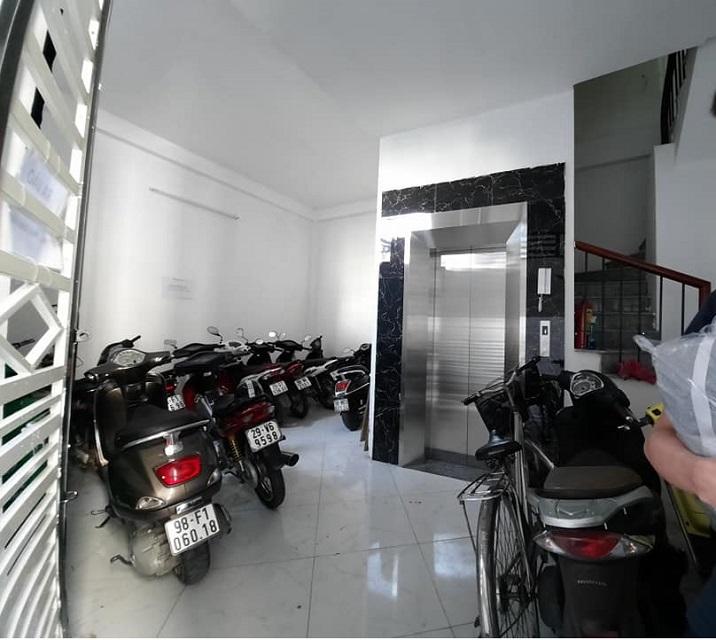 Nhà Lê Đức Thọ, 55m2 6 tầng thang máy 11PN. Homestay