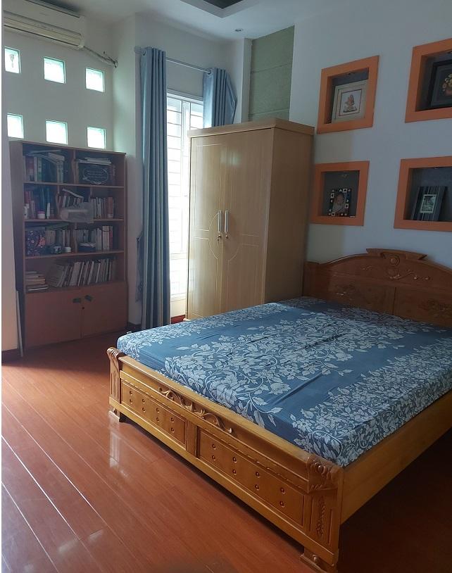 Nhà mặt phố Hoa Bằng, Cầu Giấy 55m2, phòng ngủ
