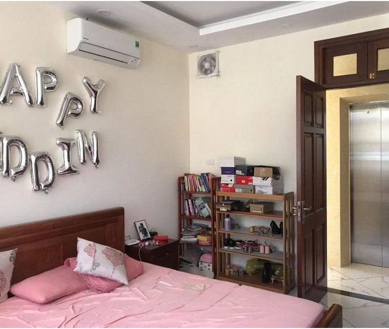 Nhà mặt phố Phan Kế Bính, ba Đình, 35m2. Phòng ngủ