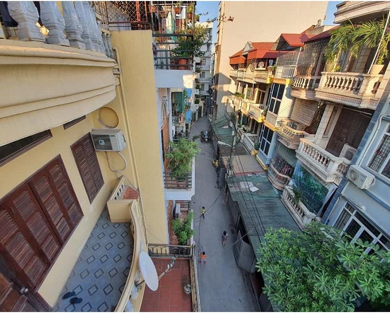 Nhà ngõ 176 Lê Trọng Tấn, Thanh Xuân, 42m2. Khu phân lô dân trí cao.