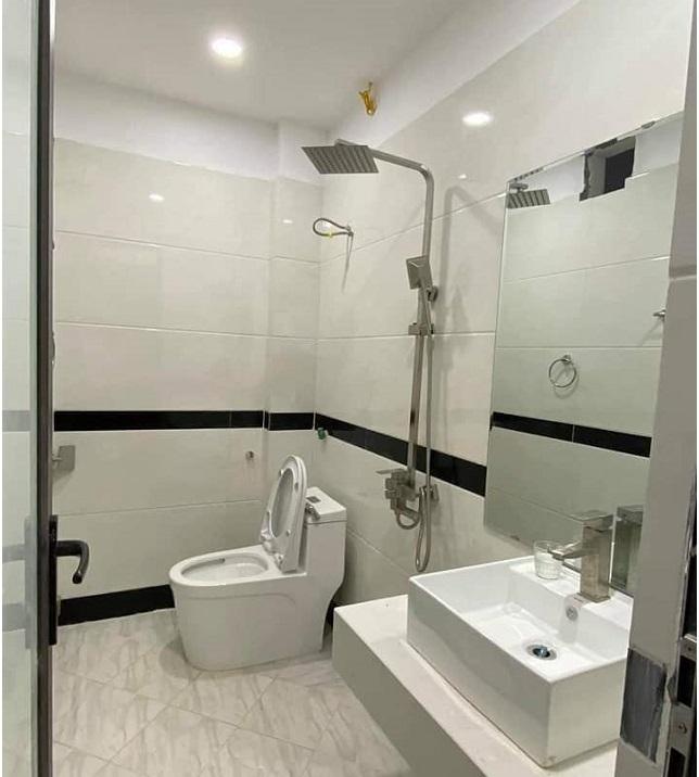 Biệt thự sân vườn Vĩnh Phúc, phòng vệ sinh