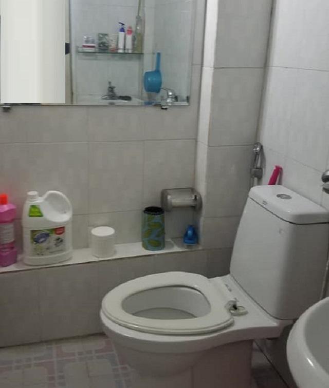 Nhà phố Kim Mã Ba Đình, 40m2 phòng vệ sinh