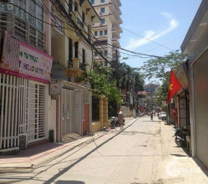 Nhà Võng Thị, Tây Hồ, 72m2 đường trước nhà