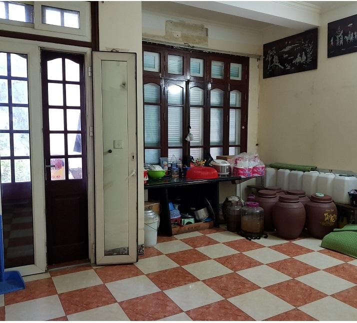 Nhà mặt phố Nguyễn Chí Thanh, phòng ngủ