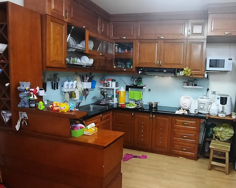 Nhà Xuân La, Tây Hồ. Phân lô ô tô kinh doanh 46m2 phòng bếp