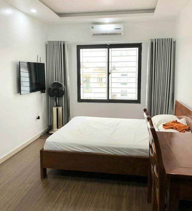 Homestay Trịnh Công Sơn, Tây Hồ, 7 tầng thang máy Gara, 81m2, phòng ngủ