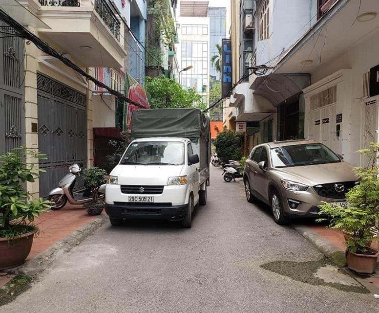 Phân lô Giang Văn Minh, Ba Đình, ô tô Kinh doanh 66m2, đường trước nhà.