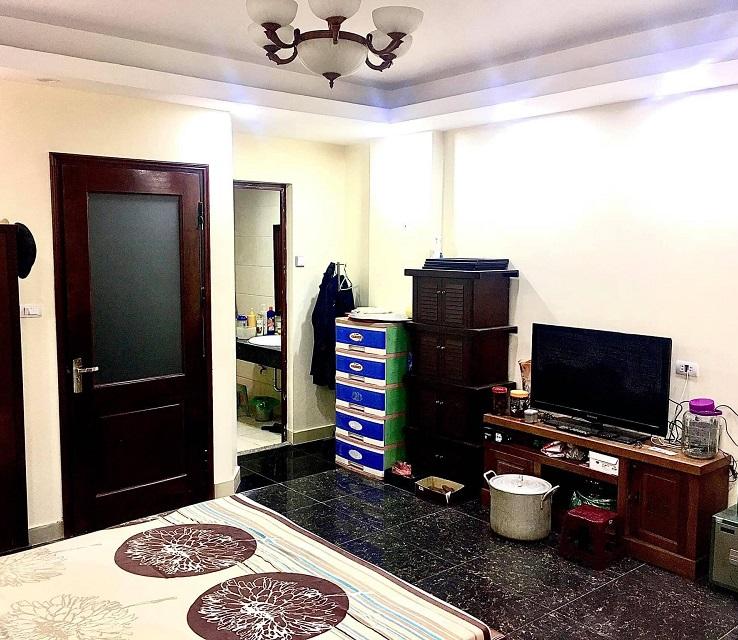 Nhà 267 Hoàng Hoa thám, Ba Đình ô tô, 50m2, phòng ngủ 1