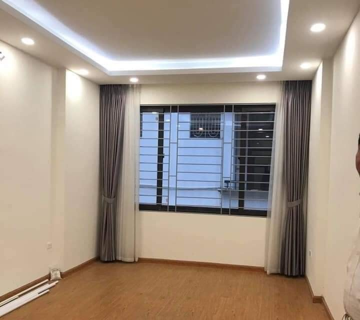 Phân lô 79 Trần Cung Cầu Giấy, ngõ thông 40m2, phòng ngủ 2