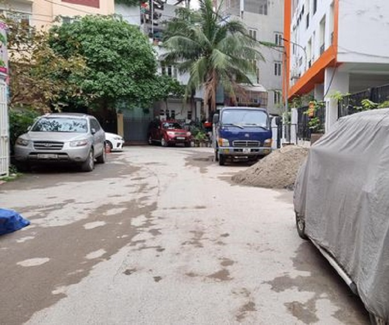 Phân lô Võng Thị, Tây Hồ. Ô tô kinh doanh. DT 45m2. Đường trước nhà