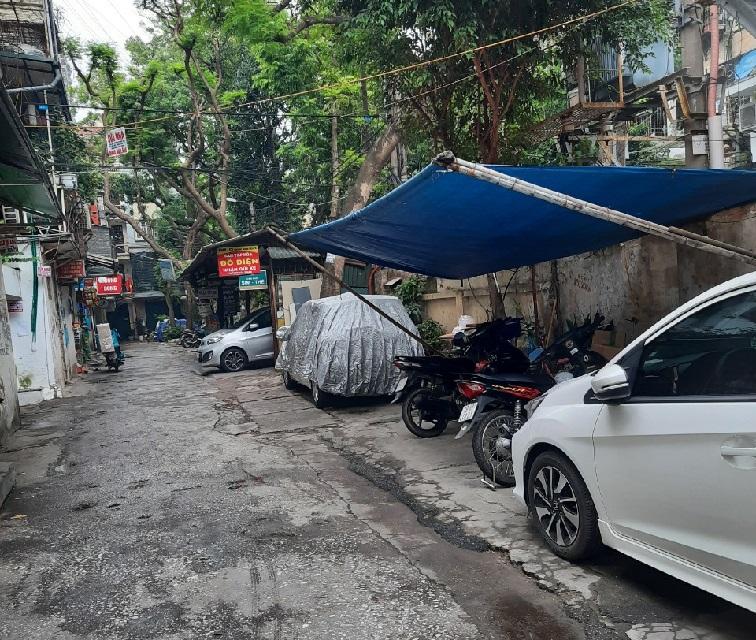 Nhà NGUYỄN CHÍ THANH - 65M2 -5 TẦNG - MẶT TIỀN 6M. Đường trước nhà